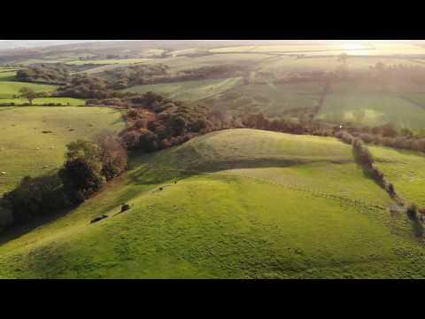 Autumn evening scenes North York Moors