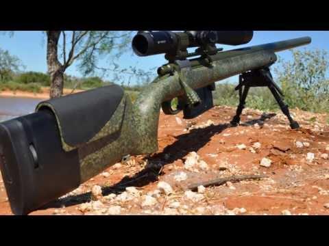 Custom 700 7mm Mag Precision Rifle
