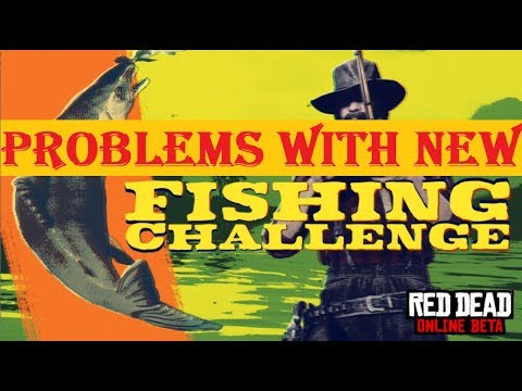 Problems with New Fishing Challenge – Red Dead Redemption 2(RDR2) Online (RDO) thumbnail