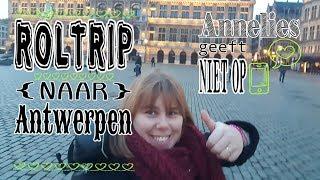 trip naar ANTWERPEN met elektrische rolstoel (13/01/18)