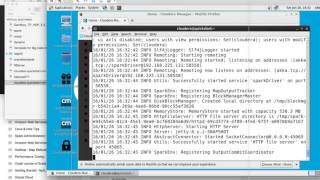 cloudera quickstart 5 5 preview cca certification