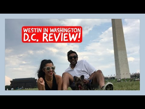 Hotel Review!!! Westin Hotel in Washington D.C.