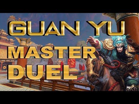 SMITE! Guan Yu, Curar a los minions es pura vida! Master Duel S4 #160