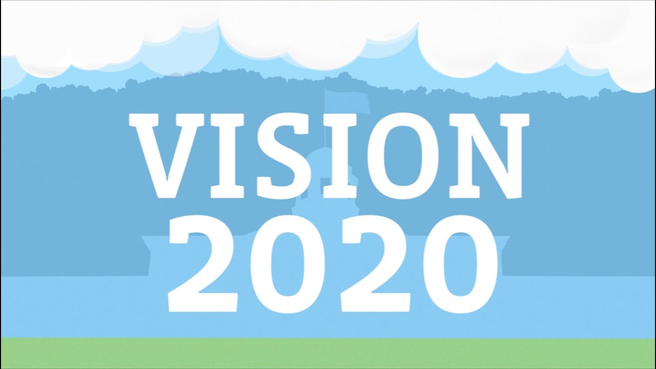 vision 2020 Energy vision 2020 helps create a cleaner energy future for rocky mountain power customers while keeping their energy bills affordable it is a key part of our 2017 integrated resource plan to meet customers' energy needs over the next 20 years.