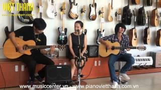 Acoustic Guitars Taylor & Takamine Hãy trả lời em cover