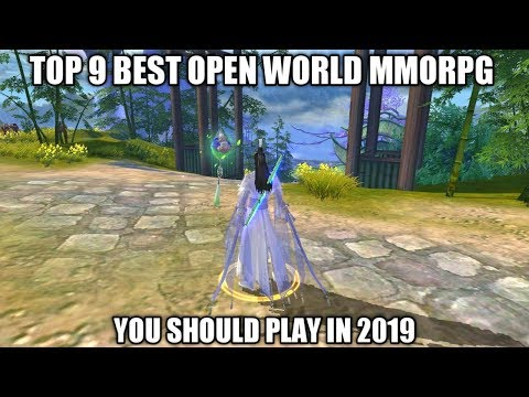 TOP 9 BEST OPEN WORLD MMORPG YOU SHOULD PLAY IN 2019 (ANDROID/IOS)