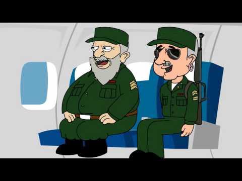 Chistes Cubanos - Fidel Y Raúl