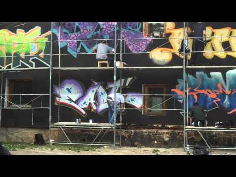 Graffiti Jam Luxor