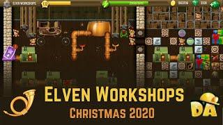 Elven Workshop - #7 Christmas 2020 - Diggy's Adventure
