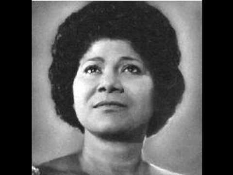 Mahalia Jackson-