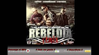 El Bird Ft Chino Nyno & Tony Lenta - Rebeldia (Official Remix)
