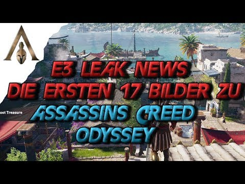 Assassin's Creed Odyssey Deutsch E3 Leak News - Die ersten 17 Bilder zu Assassin's Creed Odyssey thumbnail