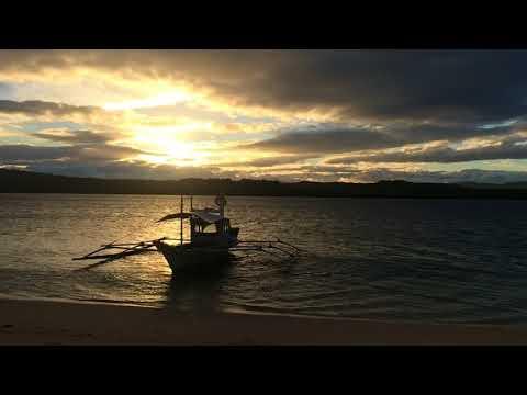 Sunset @ Suguicay Island, Mindoro