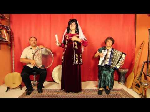 Elimdeki Kemane - Kırımçak Kızı Anara - Kırım Krim Crimea Крым Crimea Music