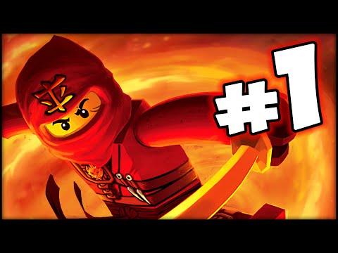 Lego Ninjago: Shadow of Ronin all cutscenes HD GAME