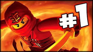 LEGO Ninjago: Shadow of Ronin - Walkthrough - Part 1 - NINJA!