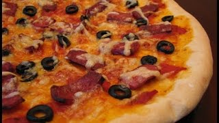 Быстрая пицца за 30 минут