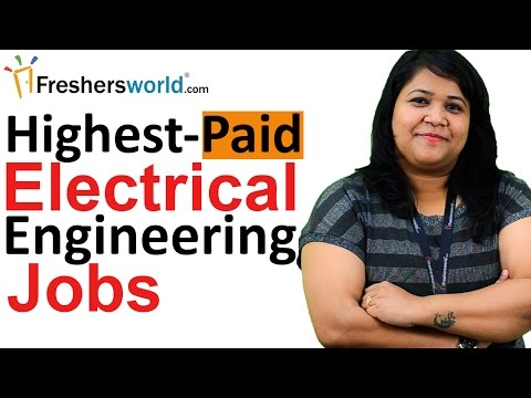 Highest-Paid Electrical Engineering Jobs – Careers, Scope, Departments, Salaries