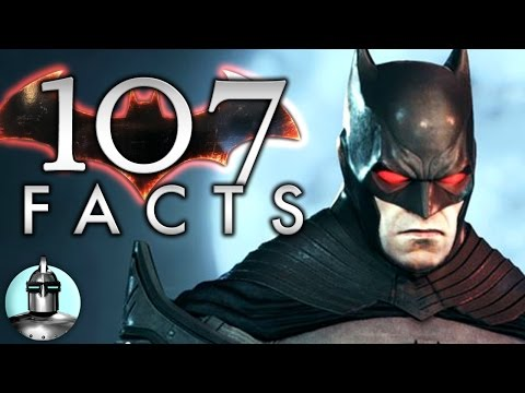 107 Batman: Arkham Facts You SHOULD Know | The Leaderboard
