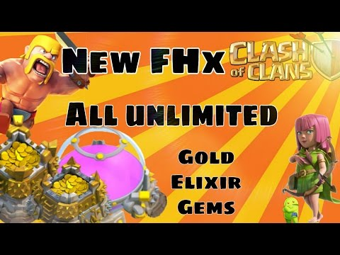 How To Download Fhx Clash Of Clan.