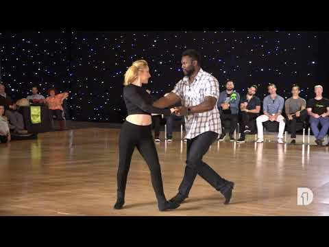 Nick King & Victoria Henk - Swingtacular 2018 Peer Vote Invitational 2nd Place