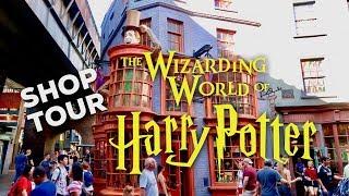 HARRY POTTER SHOP TOUR: Weasleys' Wizard Wheezes | WIZARDING WORLD UNIVERSAL ORLANDO