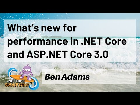 Roundup #48:  NET Reunified, Performance in  NET Core 3, XAML Hot