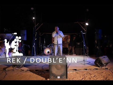 Freestyle rap: doubl'e'nn à kantsa
