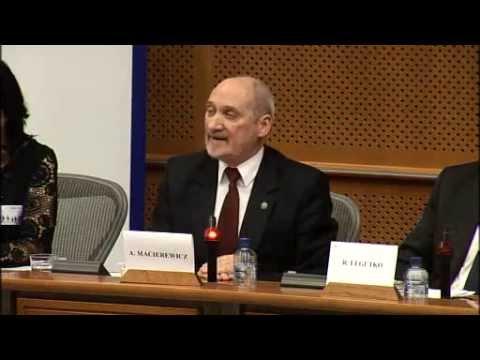 Public Hearing - Smolensk - European Parliament - POL 28.03.2012