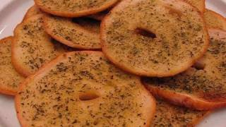 Betty's Italian-style Bagel Crisps