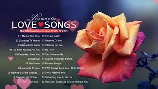 Classic Love Songs 70's 80's 90's - Most Old Beautiful Love Songs 80's 90's 💖