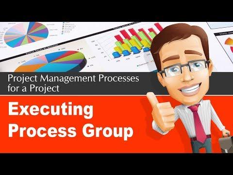 3.5 Executing Process Group