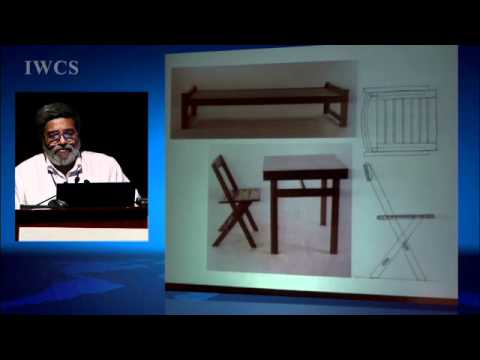 Design detailing in wood: An appreciation of furniture design by Gajanan Upadhaya