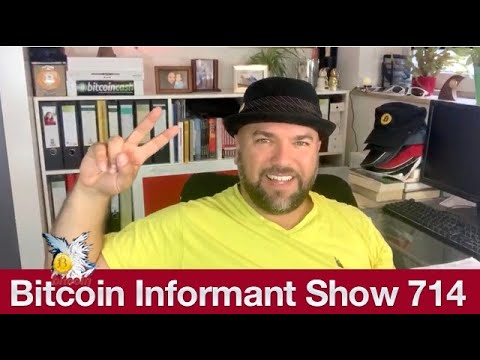 #714 Frankreich pusht Bitcoin Adaption & Peter Schiff BTC bald $4000
