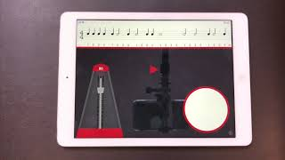 Why I like Rhythm Sight Reading Trainer and How To Use It