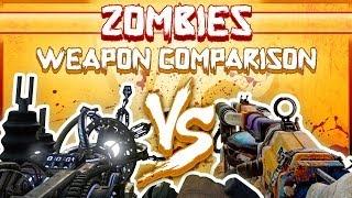 Bo2 Zombies: Paralyzer vs Sliquifier ~ ZWC Ep. 23