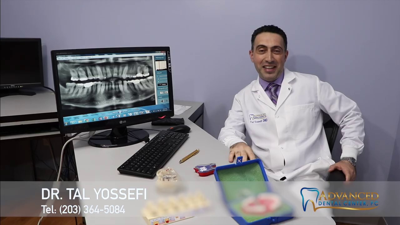 Meet Our Dentist Dr.Tal Yossefi in Norwalk, CT