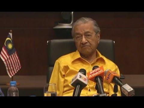 Sidang media Perdana Menteri, Tun Dr Mahathir Mohamad  APEC (AELM) Ke-26