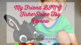 My Friend Bing Toy Review