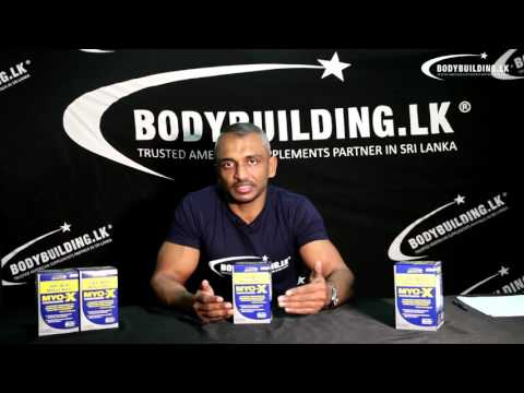 Bodybuilding.lk MHP MYO-X Review
