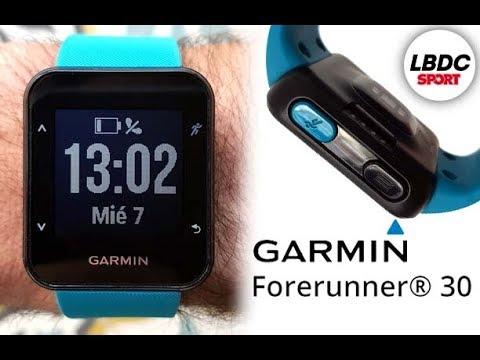 0de429ea388b Review reloj GPS Garmin Forerunner 30