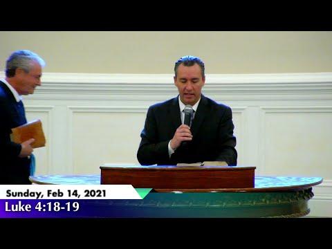 Jesus Inaugural Sermon | Pastor Tony Spell