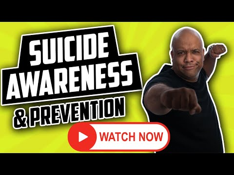 Suicide Prevention Speaker: Transforming Stigma™, Mike Veny