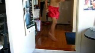tama shuffling (new moonboy) haha lol