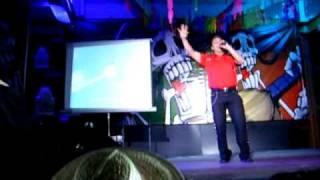 """TNT 20 Adrian Barba Op DBZ """"We gotta power"""" español (""""el poder nuestro es"""")"""