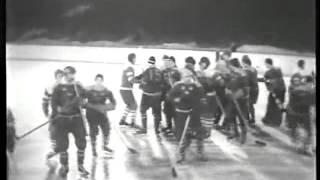 USSR - Sweden (07.01.1955)