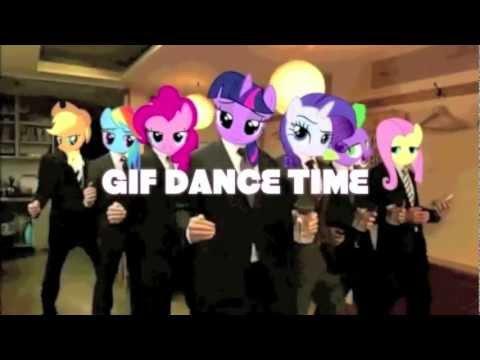 GIF DANCE TIME