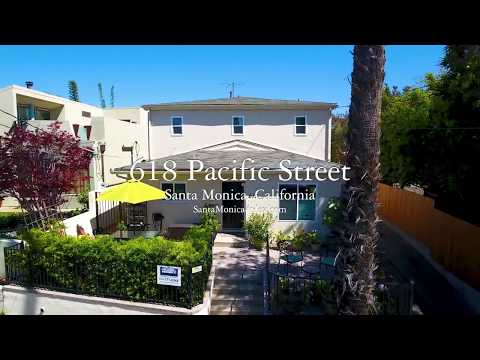618 Pacific Street - Santa Monica, CA 90405  4 units listed by Christophe Choo at Coldwell Banker