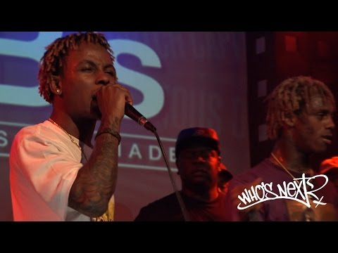 Rich The Kid and Famous Dex Turns SOBs into a ZOO!!