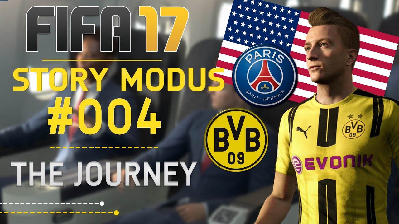 Story Modus Fifa 17